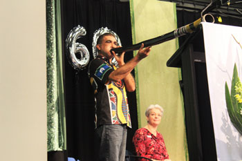 Inala 60th anniversary didgeridoo 350