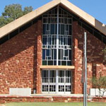 OLSH Church Alice Springs 150