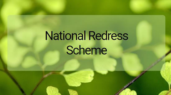 Redress Scheme 550
