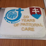 Slovak 50th anniversary cake 150