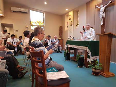 St Arnold Janssen feast day mass 2019 450